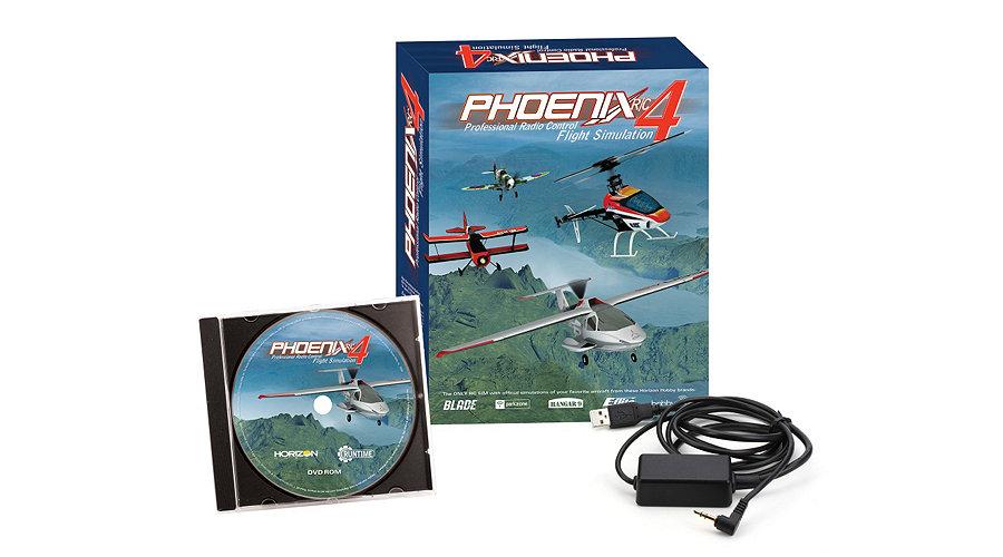 Phoenix r c pro simulator v4 0 rtm4000 simulador de for Motores y vehiculos phoenix