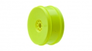 1/8 Buggy EVO Wheels, Yellow (4) by AKA PRODUCTS INC. (AKA24003Y)