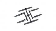 Mando Micro para servo XL-EFLRS75/FUT/HRC (6)   Dubro Products (DUB930)