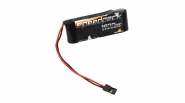 6V 1600mAh NiMH Receiver Pack, 5 Cell Flat by Dynamite (DYN1452)