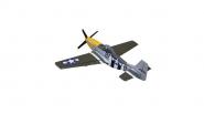 P-51D Mustang 150 ARF  Hangar 9 (HAN4050)