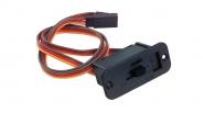 Switch con toma de carga Heavy-duty  by JR (JRPA004)