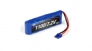 7.2V 6C NiMH Battery with EC2 by Losi (LOSB1209)