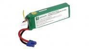 11.1V 2200mAh 3S 25C FICHA EC3 LiPo ParkZone (PKZ1029)