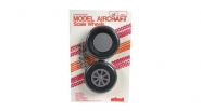 UX350-Scale Diamond Tread Wheels  Robart Manufacturing (ROB135)