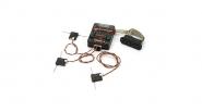 AR9210 9 Canales DSMX PowerSafe Evolution  Spektrum (SPMAR9210)
