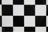 Blanco-Negro cuadriculado de 2