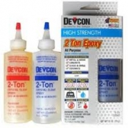 Epoxy 30 minutos , 2-Partes , 9 oz by Devcon (DEV33345)