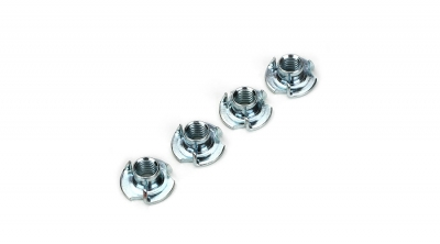 BLIND NUTS,10-32 by Dubro Products (DUB584)