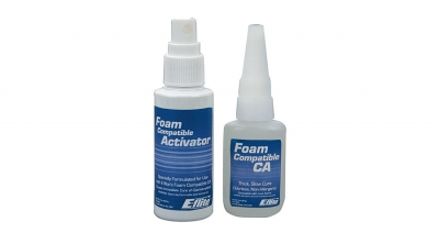 Ciano para foam + acelerador (EFLA208)