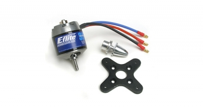 Power 32 Brushless Outrunner Motor, 770Kv by E-flite (EFLM4032A)