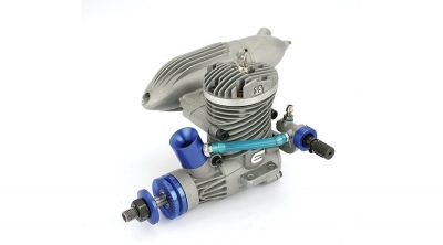 Evolution .36 Control Line Engine con escape  by Evolution Engines (EVOE0365)