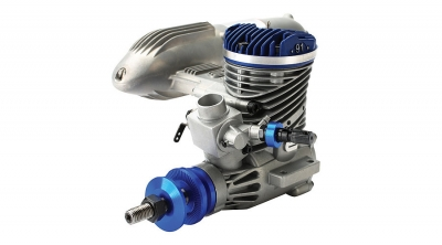 91NX Single Cylinder Glow Engine  by Evolution Engines (EVOE0910)