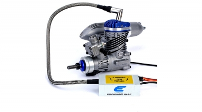 10GX 10cc (.60 cu. in.) Gas Engine by Evolution Engines (EVOE10GX)