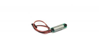 Indicador de voltaje de batería de abordo 6.0V by Expert Electronics (EXRA501)