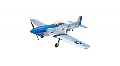 P-51D Blue Nose 60 ARF  Hangar 9 (HAN2420)