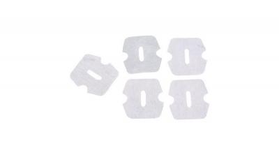 Bisagras de papel (micro fibras) by Hangar 9 (HAN3612)