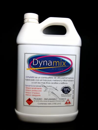 GALON DYNAMIX 10% PARA AVION