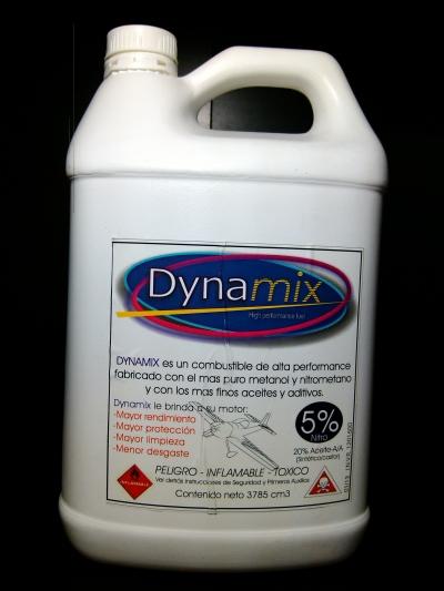 GALON DYNAMIX 5% PARA AVION