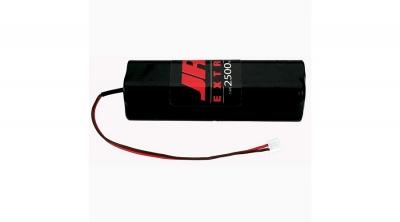 Pack de Transmisor 2500mAh 9.6V NiMH Sanyo  (JRPB5011)