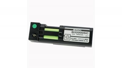Bateria de transmisor 2000mAh NiMH: 12X, 10X  JR (JRPB5014)