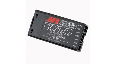 7-Canales ScanSelect PCM  JR (JRPR790)