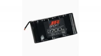 Pack de bateria 4.8V 2700mAh NiMH JR SPORT (JSP91020)