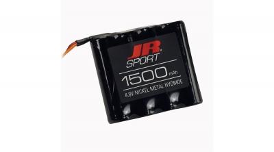 Pack de abordo 4.8V 1500mAh NiMH   JR SPORT (JSP91030)