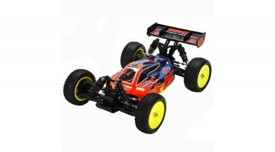 Mini 8IGHT, Versión Phend : 1/14 4WD Buggy by Losi (LOS01001)