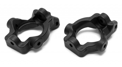 Front Spindle Carriers: 8B 2.0 by Losi (LOSA1709)