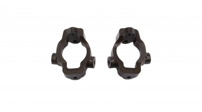 Aluminum Front Spindle Carriers: 8B,8T by Losi (LOSA1711)