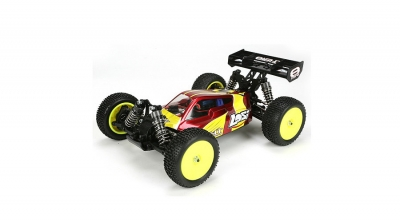 1/14 Mini 8IGHT RTR: Red  Losi (LOSB0224T2)