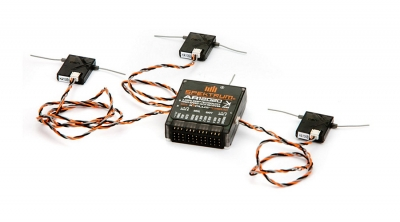 AR12020 12-Canales DSMX X-Plus Spektrum (SPMAR12020)