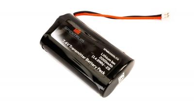 Batería de transmisor LITIO-ION  2000mAh  DX8, DX9 (SPMB2000LITX)