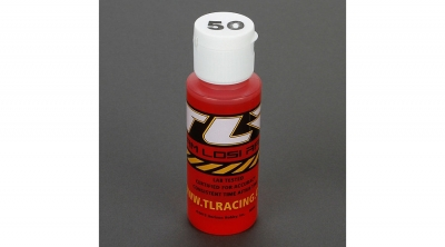 Silicona 50wt Shock Oil,, 2oz by Team Losi Racing (TLR74013)