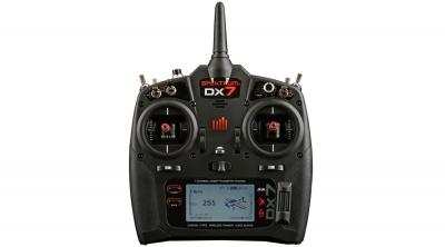 Transmisor DX7 7-Canales DSMX® con receptor  AR8000 (SPM7000)