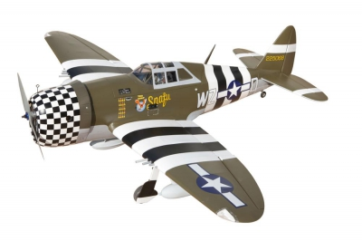 P-47G THUNDERBOLT SNAFU (15cc) - SEA207