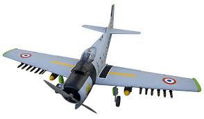 SKYRAIDER WARBIRD TIGER (15CC) - SEA230R