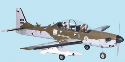 Seagull Super Tucano (91) inc. R/Trk (SEA-124)